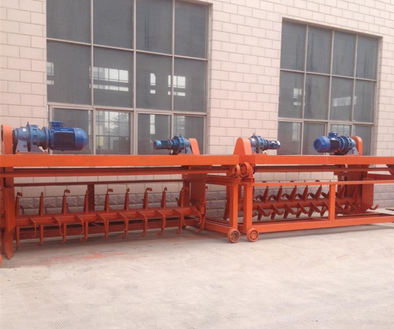 轨道翻堆机建槽要求和工艺流程