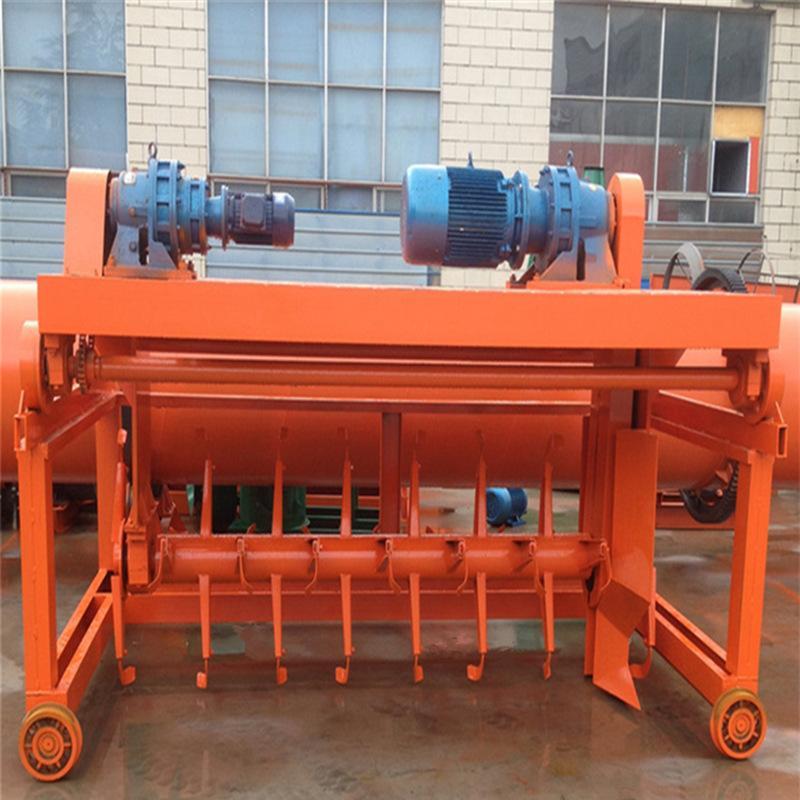 有机肥堆肥设备槽式翻抛机的优点和缺点