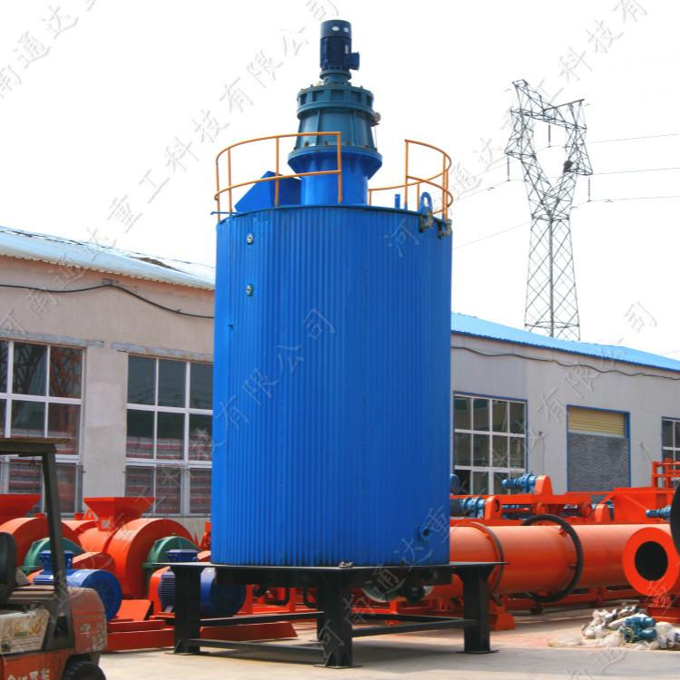 污泥粪便发酵生产设备性能特点